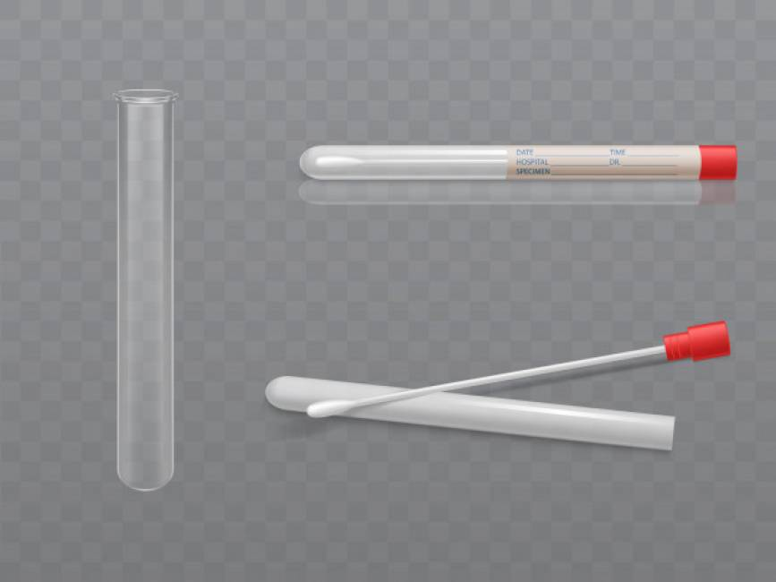 vector-medical-set-analysis-q-tip-with-cotton-swab-test-tube_1441-2863
