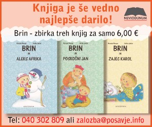 Brin in Aleks Afrika / Brin in zajec Karol / Brin in Poskočni Jan